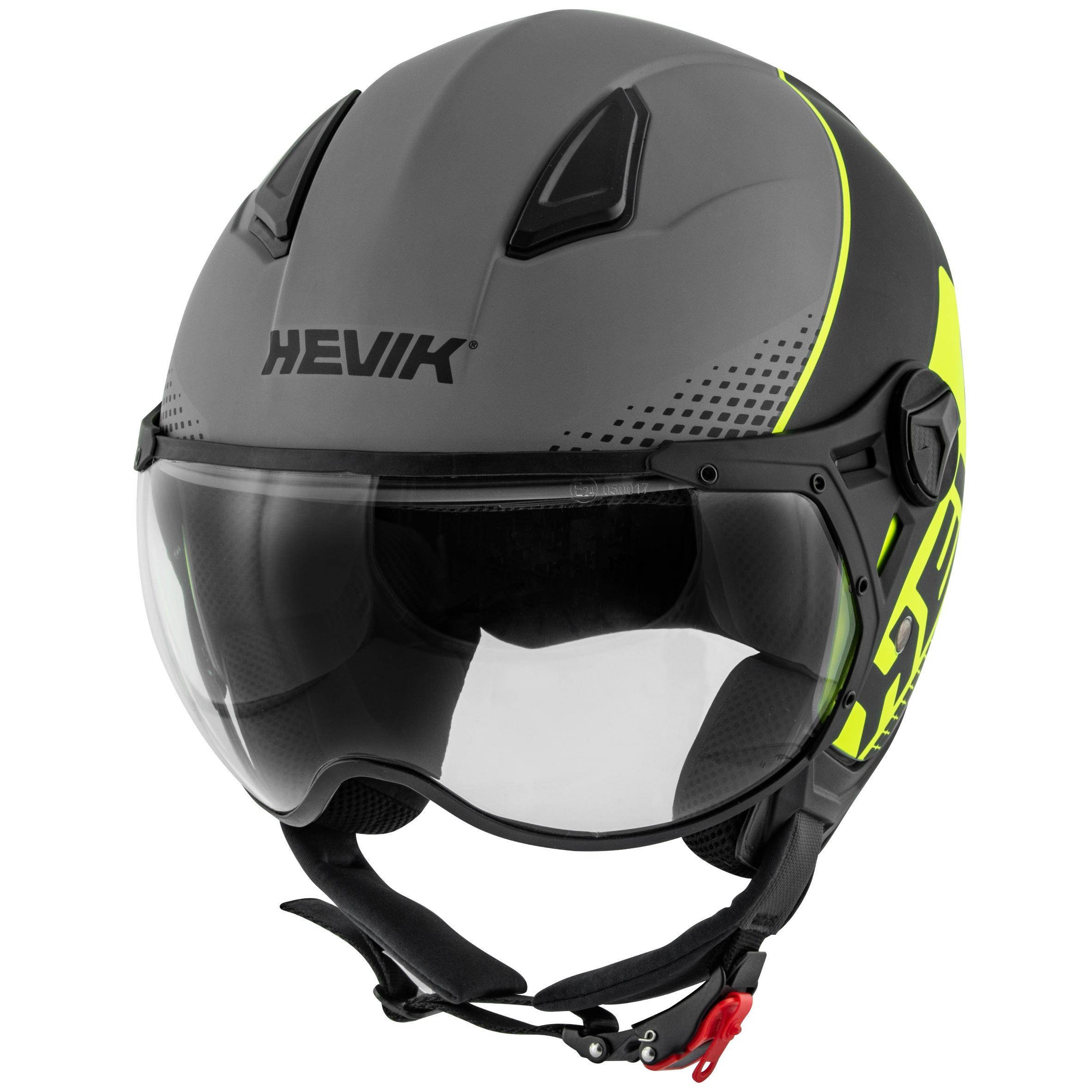 Demi-Jet Helmet HV28_NAUTILUS